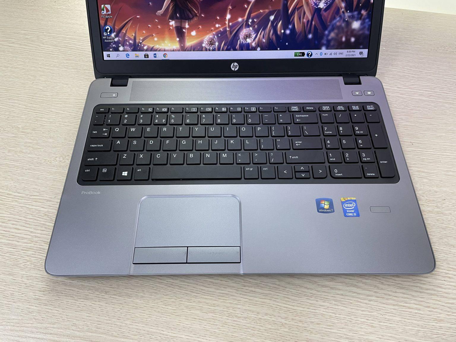 LAPTOP HP PROBOOK 450 G1 I5