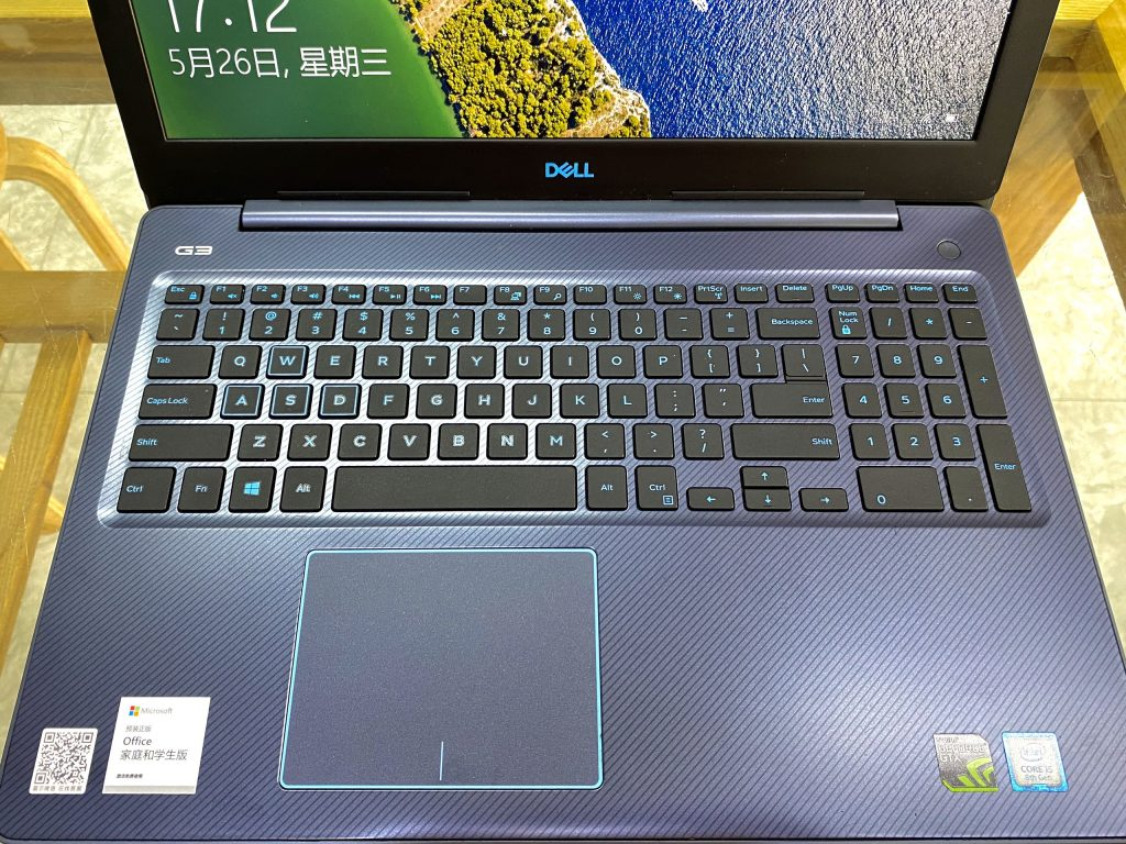 LAPTOP DELL GAMING G3 3579 1050