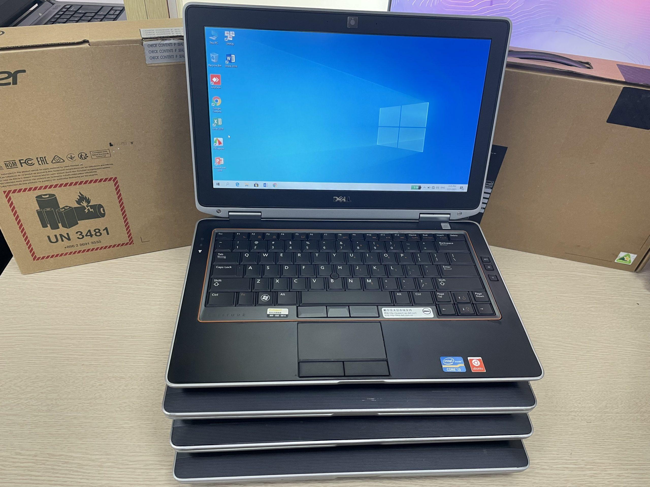 LAPTOP DELL LATITUDE E6320 I3